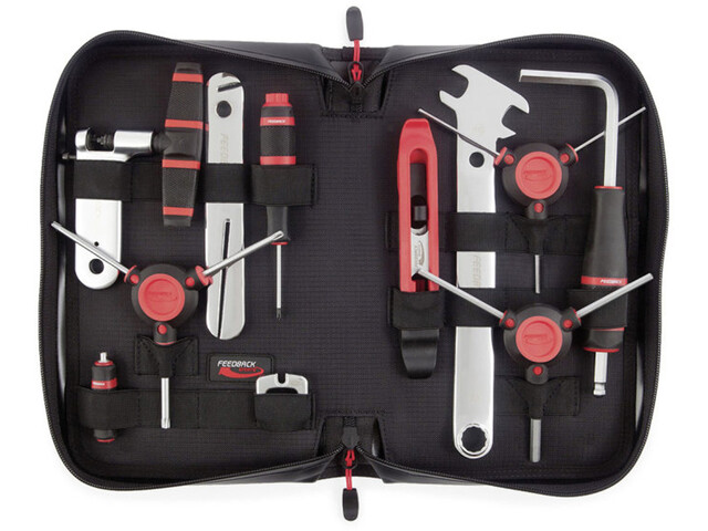 Feedback Sports Ride Prep Værktøj, black/red